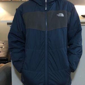 Boys North Face coat.